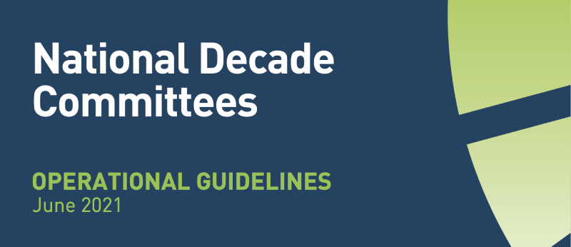 Operational guidelines cover